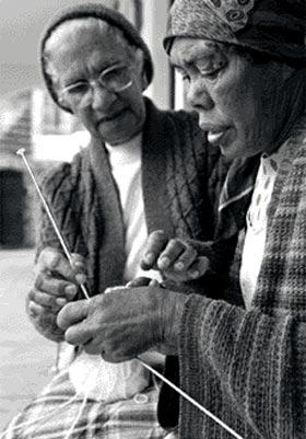 Needle sharing